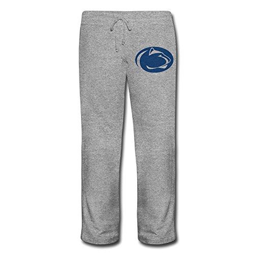 PGxln Women's Penn State University Sweatpants Color Ash Size XL (Cotton Penn Sweatpants)