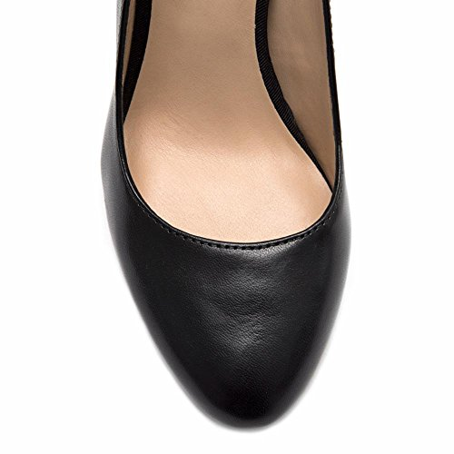 Franco Sarto Donna Caspian Black / Clear Capretto M