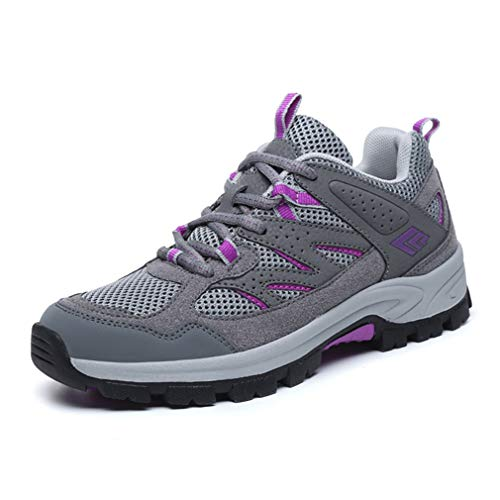 Used, GIY Women's Waterproof Hiking Shoes Outdoor Running for sale  Delivered anywhere in Canada