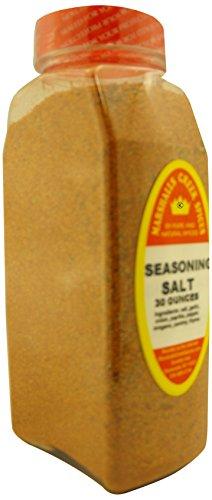 Marshalls Creek Spices Kosher Seasoning Salt Refill, 30 Ounce by Marshall's Creek Spices