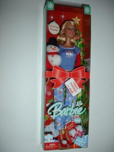 Barbie Christmas Morning -