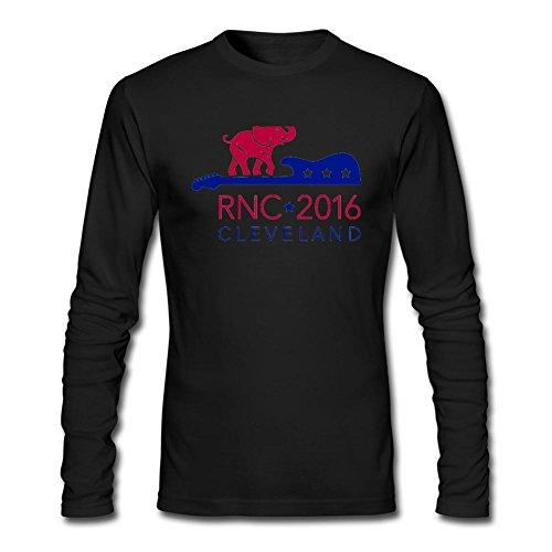 Men's RNC 2016 Logo Long Sleeve T-Shirt