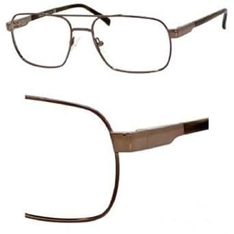Amazon.com: Eyeglasses Safilo Elasta 7201 01WK Light Brown