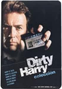 Cofre Harry El Sucio [DVD]