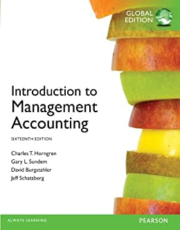 Amazon introduction to management accounting global edition introduction to management accounting global edition by horngren charles t sundem fandeluxe Image collections