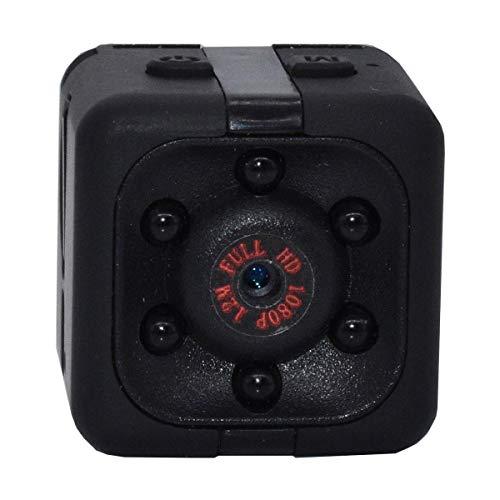 "Mini Gadgets HCNVMiniCube 1"" 1080p Mini Cube Camera with Night Vision"