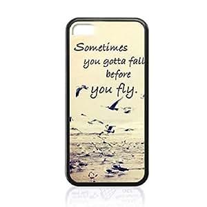 Mallom(TM) Retro Seagull Birds Hardcover Hard Case Plastic Cover Skin For iPhone 5C