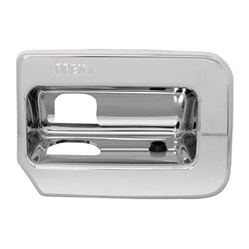 CPW (TM Door Handle Cover Interior Sleeper w/Locking Handle & Vent Door Peterbilt 2006+