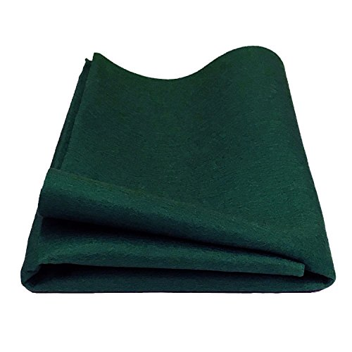 100% Merino Wool Craft Felt - Pine (Yard) (100 Wool Felt Fabric By The Yard)