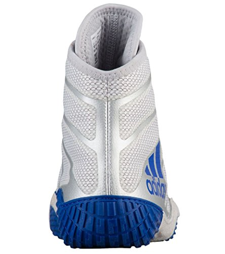 Adidas Performance Menns Adizero Bryting Xiv Bryting Sko Grå / Royal / Hvit