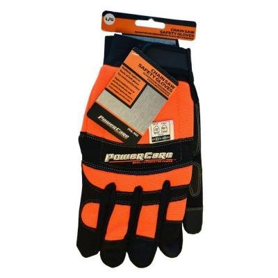 Chain Saw Safety Gloves