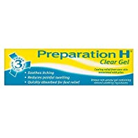 Preparation H Clear Gel, 25g