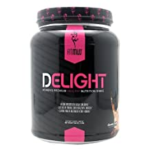 Fitmiss Delight Healhty Nutrition Shake, Chocolate, 1.2 lbs by FIT MISS