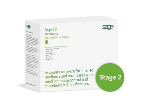 Sage 50 Accounts V22 Stage 2 Workbooks: Stage 2 with Certification
