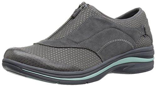 Dr. Scholl's Shoes Women's Wondrous Slip-on Loafer, Castlerock Grey Knit, 9 M US