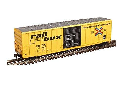 Railbox 50 ' FMC Boxcar # 17765 B07997RL5S