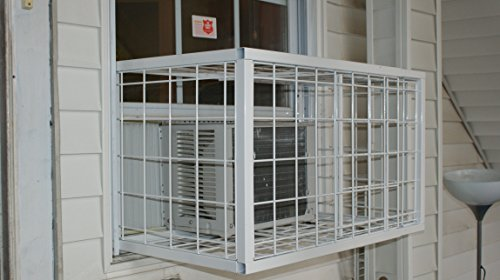 window ac security - 6