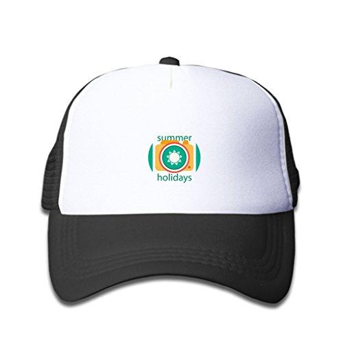 Price comparison product image Baseball Caps Cartoon Camera/Summer Holidays Black White Hat