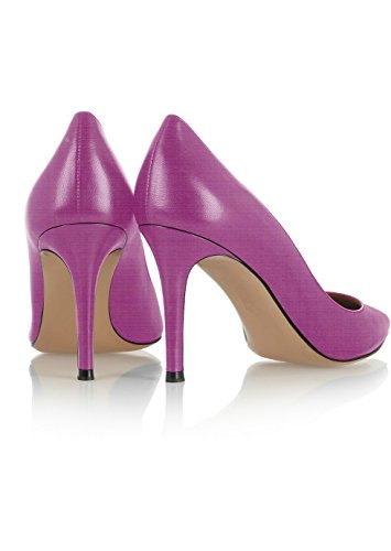 Formal Heel Shoes Shoes Business Soireelady high Party office Purple Dress Court Shoes Women's 5xaFXTZ