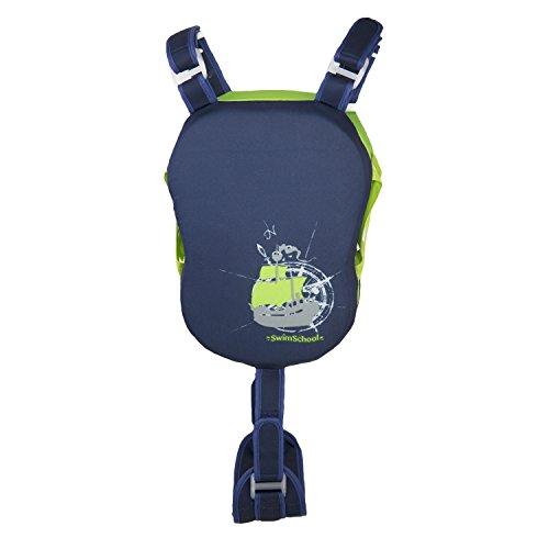 Swim School- Confidence Building System Boys Progressive Pad Trainer, Small/Medium (Swim Trainer)