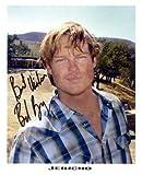 Brad Beyer 8x10 Autographed Photo