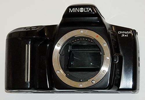 PHOTOBLITZ MINOLTA DYNAX 3xi - Cámara réflex digital (cámara ...