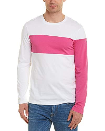 Helmut Lang Mens - Helmut Lang Mens T-Shirt, L, White