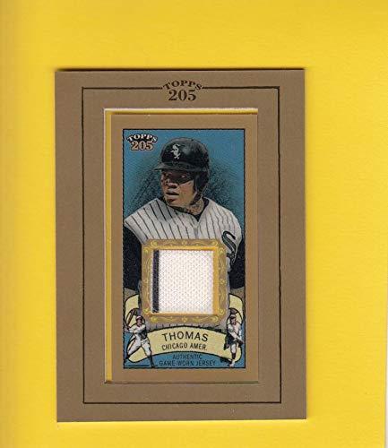 2003 T205 Relics #TR-FT Frank Thomas NM-MT+ MEM Chicago White Sox from Topps T205