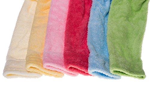 XXLarge Microfibra Wohl Casa Bath Dich fuehl Bernard collezione Home dalla Sophie rosa Accappatoio amp; Cappotto 'Claire Koralle qZ4gS7O