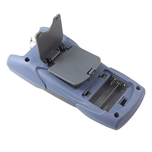 SM SunniMix AUA-9-70dBm~+10dBm 850~1625nm Optical Power Meter Tester FC SC Handheld Optical Power Meter + with 1mW Visual Fault Locator Pen Tools by SM SunniMix (Image #9)