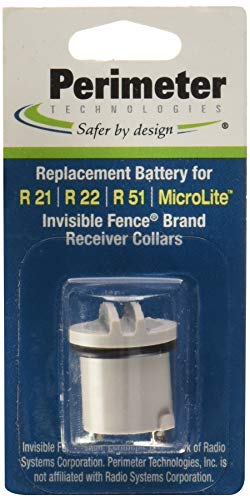 Invisible Fence Compatible R21, R22, R51 and Microlite Dog Collar - Canvas Fence