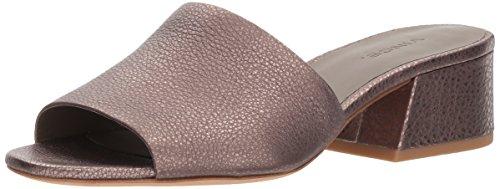 Vince Women's Karissa Heeled Sandal Bronze 8 Medium US from Vince