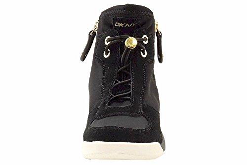 DKNY Womens Callie Sneakers Black ZiOFnj