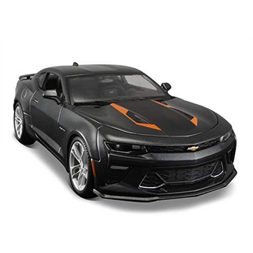 punto de venta negro WSWJJXB 1 1 1 18 Modelo De Coche De Aleación De Metal Modelo (Color   negro)  precios razonables