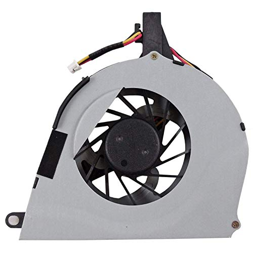 Laptop CPU Cooling Fan Compatible for Toshiba Satellite L650 L650D L655 L655D Series L655-S5075 L655-S5096 L655-S5098 L655-S5099 L665-S5101 L665-S5115 L655-S5150 L655-S5157 (Toshiba Satellite L650 Laptop)