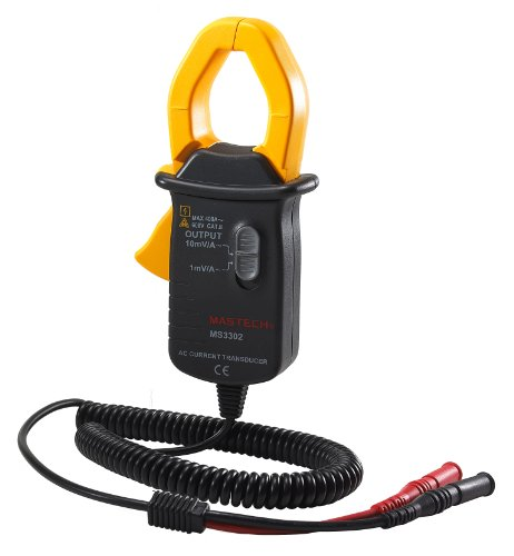 Mastech MS3302 AC Current Clamp (Ac Current Sensing Coil)