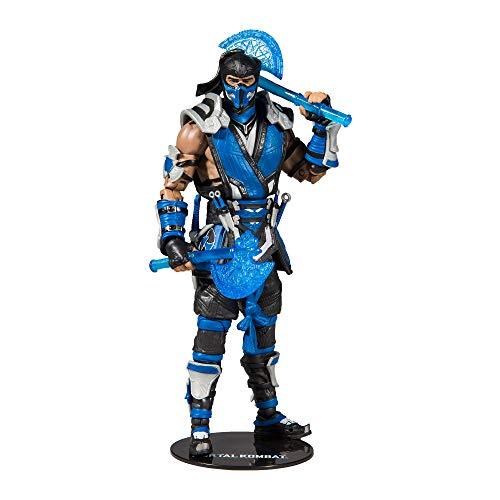 McFarlane Toys Mortal Kombat - Sub Zero Action Figure, Multi