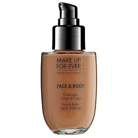 MAKE UP FOR EVER Face & Body Liquid Makeup Caramel 12 1.69 oz