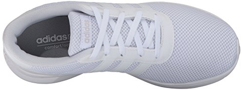 Pictures of adidas Unisex-Kids Lite Racer Sneakers White/ BC0074 2
