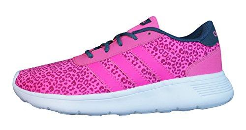 adidas Lite Racer W, Zapatillas de Deporte para Mujer Rosa