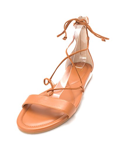 Cole Haan Womens Original Grand Open Toe Casual Strappy Sandals Bright Tan fhDCIgKM