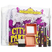 Benefit City Lights, Party Nights Limited Edition Brow Set - (Party City Minions)