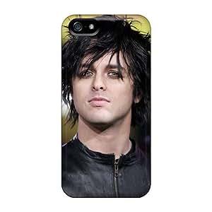 ChristopherWalsh Iphone 5/5s Bumper Hard Phone Covers Unique Design Lifelike Green Day Pattern [Qhe12713Qcgq]