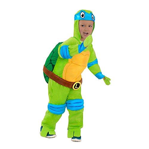 Princess Paradise Baby's Teenage Mutant Ninja Turtles Costume Jumpsuit, Leonardo, 18M-2T for $<!--$31.13-->