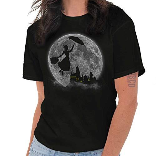 Mary Poppin Walt Disney Funny Shirt Cute Harry Potter Hogwart T-Shirt Tee by Brisco Brands