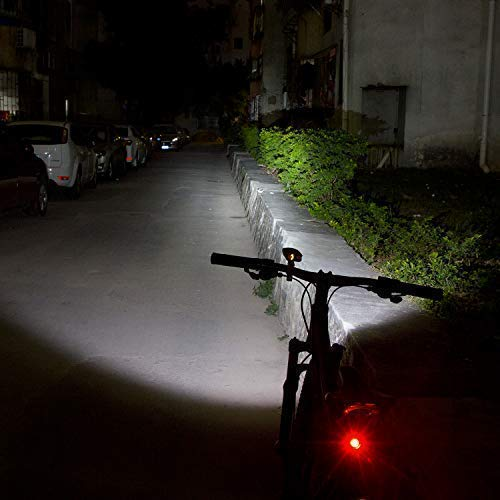 Buy rechargeable bicycle lights