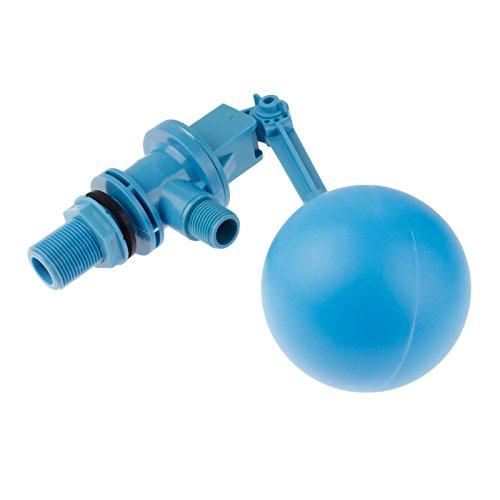 1 pieza ajustable flotador de bola de válvula de depósito de agua evaporativo enfriador torre 3/4: Amazon.es: Amazon.es