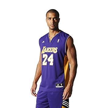 4191d9f27 adidas Kobe Bryant LA Lakers NBA Replica Men s