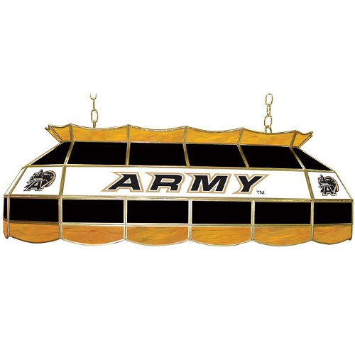 NCAA Army Tiffany Gameroom Lamp, 40'' by Trademark Gameroom