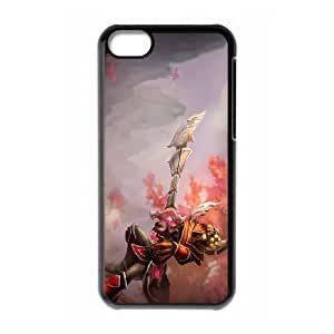 League of Legends(LOL) Master Yi iPhone 5c Cell Phone Case Black DIY Gift pxf005-3568868